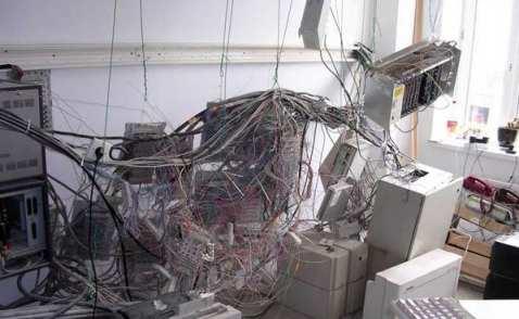 Slumpa fram roliga IT-bilder.